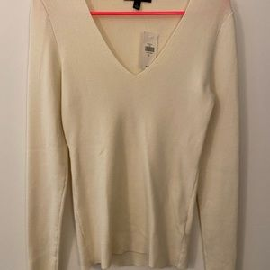 Cute offwhite work too. Great for layering